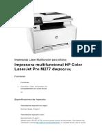Impresoras Láser Multifunción Para Oficina