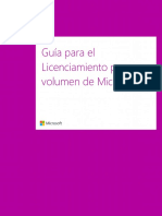 Microsoft Volume Licensing Reference Guide Esp.docx