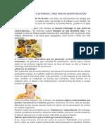 dieta proteica menu semanal