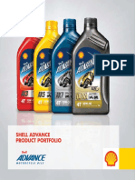 Shell Advance Product