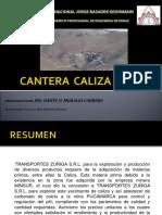 Cantera Caliza