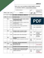 Anexa 8 Lista Codurilor CAEN Eligibile Numai Pentru Dotarea Cladirilor
