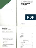 45 - Hoggart - la cultura obrera en la sociedad de masas (1).pdf