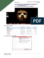 Tutorial de Instalacion Del Programa Atp Draw PDF
