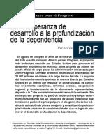 KRAKOWIAK 2011 de La Esperanza de Desarrollo a La Profundizacion de RE 258