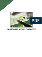 Valuación de Activos Financieros