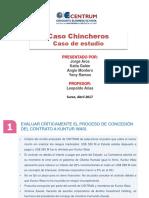 Grupo 9- Caso Chinchero