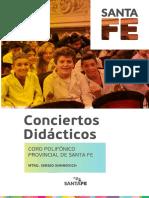 Cuadernillo Didacticos Coro 2016