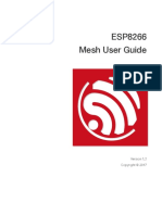 30a-Esp8266 Mesh User Guide En
