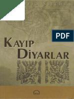 Zecharia Sitchin - Dünya Tarihçesi 4 - Kayıp Diyarlar.pdf