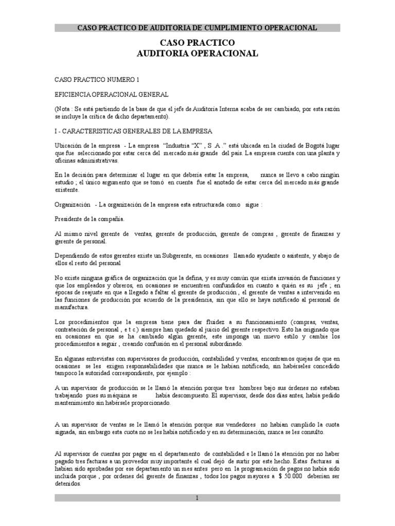 CASO PRACTICO A. OPERACIONAL Y CUMPLIMIENTO.doc