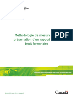 Methodologie Mesure Bruit Ferroviaire