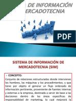 Sistema de Información de Mercadotecnia SIM