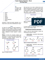 Funções Oxigenadas - Álcoois