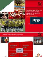 ASME 2014 - Buenas Prácticas en Lubricación como Apoyo a la Gestión de Activos
