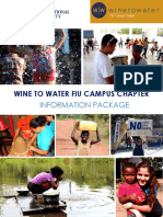 wine to water info package  until dr    1