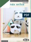 Panda Smiles Pillows