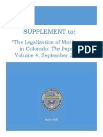FINAL March 2017 Supplement to September 2016 The Impact marijuana report
