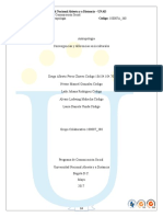 Fase 3 - Convergencias y Diferencias Socioculturales