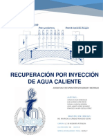 Inyección Por Agua Caliente Carlos Avalos Rabanales