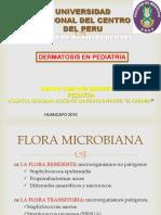 Dermatosis Pediátrica