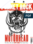 Planet Rock Issue 1 May 2017