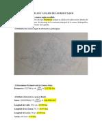 Calculos y Analisis de Los Resultados