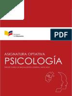 Asignatura Optativa de Psicologia