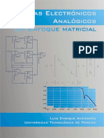 Sistemas Electronicos Analogicos - Luis Enrique Avendaño