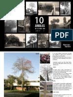 10 árboles en la Universidad Nacional de Ingeniería
