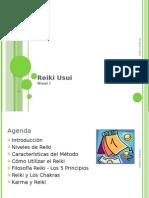 Reiki Usui - Nivel I
