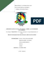 perfil de tesis