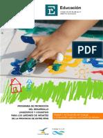 El desarrollo del lenguaje y el desarrollo cognitivo en el jardín de infantes..pdf