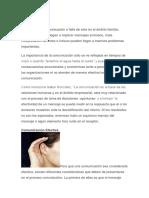 comunicacion empresarial