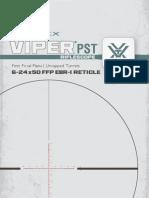 Web Manual Ret Viper Pst 6 24x50 Ffp r624f1 m 12a