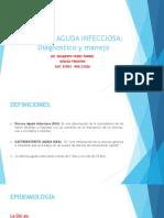 DIARREA AGUDA INFECCIOSA.pptx