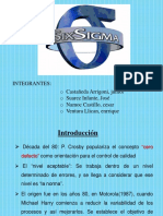 Mtte Six Sigma