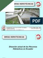 Introduccion a Las Obras Hidrotécnicas