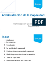 PCP 2017 I Unidad 7 Administración de La Capacidad (2)
