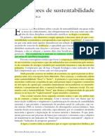 José Eli Da Veiga - Indicadores de Sustentabilidade
