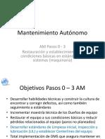 Entrenamiento AM Paso 0 - 3