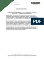 27/01/17 Rinde protesta Contralor de Sonora como coordinador de la Comisión Permanente de Contralores Estado Federación -C.0117101