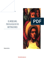Autor Santiago Ramirez El Mexicano Psicologia de Sus Motivaciones