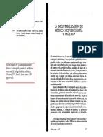 industrialización mexicana.pdf