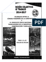Convencion Colectiva 2014-2017