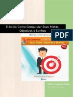 E-book Guia Definitivo Para Alcançar Seus Objetivos