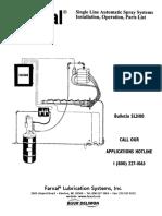 Manual Farval
