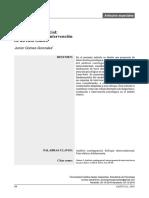 Análisis Contingencial Una Propuesta de Intercención en Un Caso Clínico