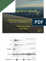 Clase 4 Sismologia de Volcanes Pronosticos y Tipos de Ventos