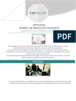Diseño de Negocios Exitosos_Workshop